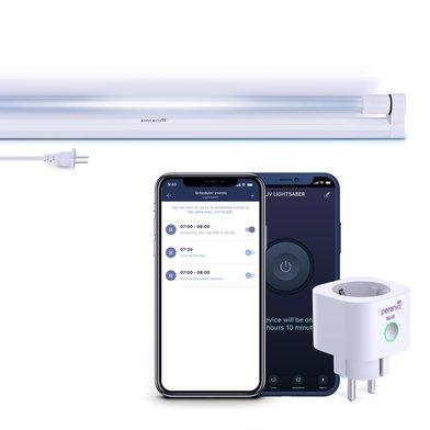 Zestaw UV lamp UV Lightsaber